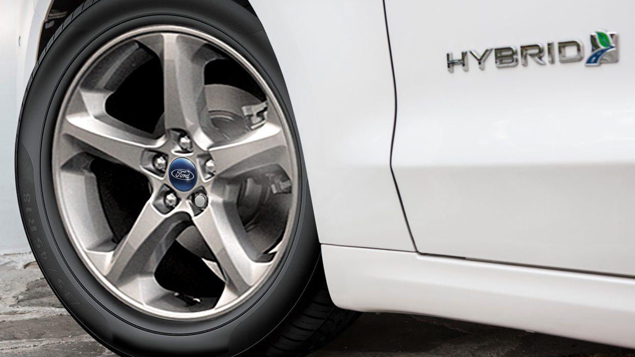 Mondeo Hybrid Wheel