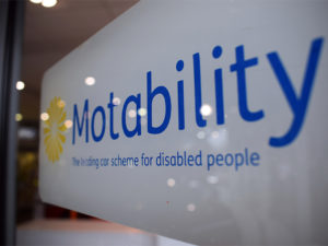 Motability at Busseys Attleborough
