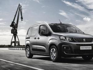 The all-new Peugeot Partner