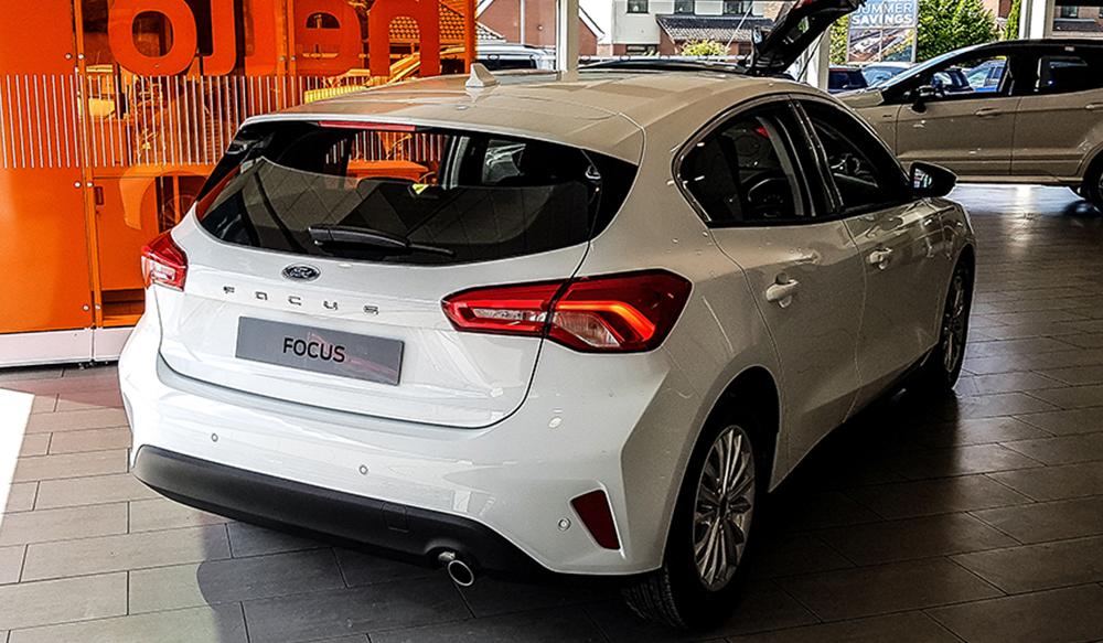 All-New Focus Rear