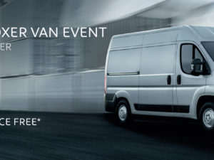 The Peugeot Boxer Van Event