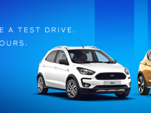 The Ford 48 Hour Test Drive