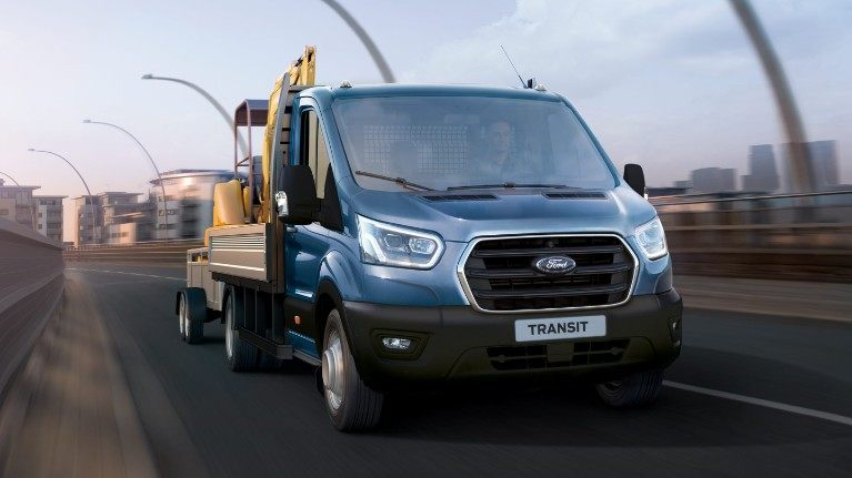 New Ford Transit Van Busseys Ford And Peugeot Norfolk