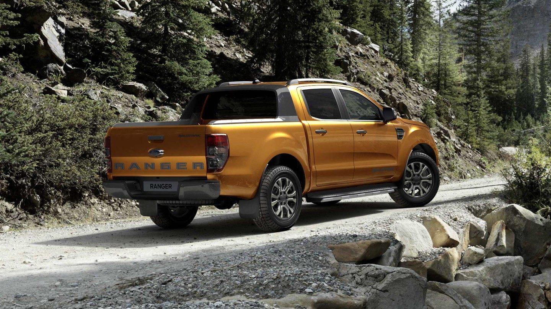 New Ranger Rear