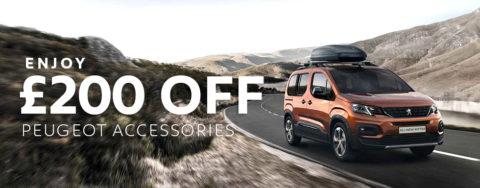 Peugeot Accessories
