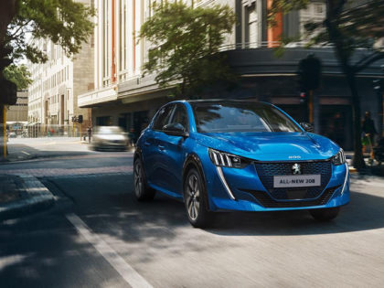 The All-New Peugeot 208