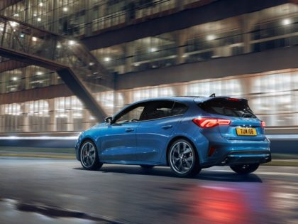 All-New Focus ST
