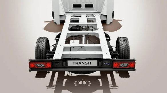 Transit Chassis Cab Frame