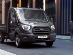 The New Ford Transit Chassis Cab