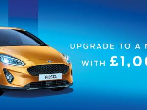 Fiesta £1000 Trade In