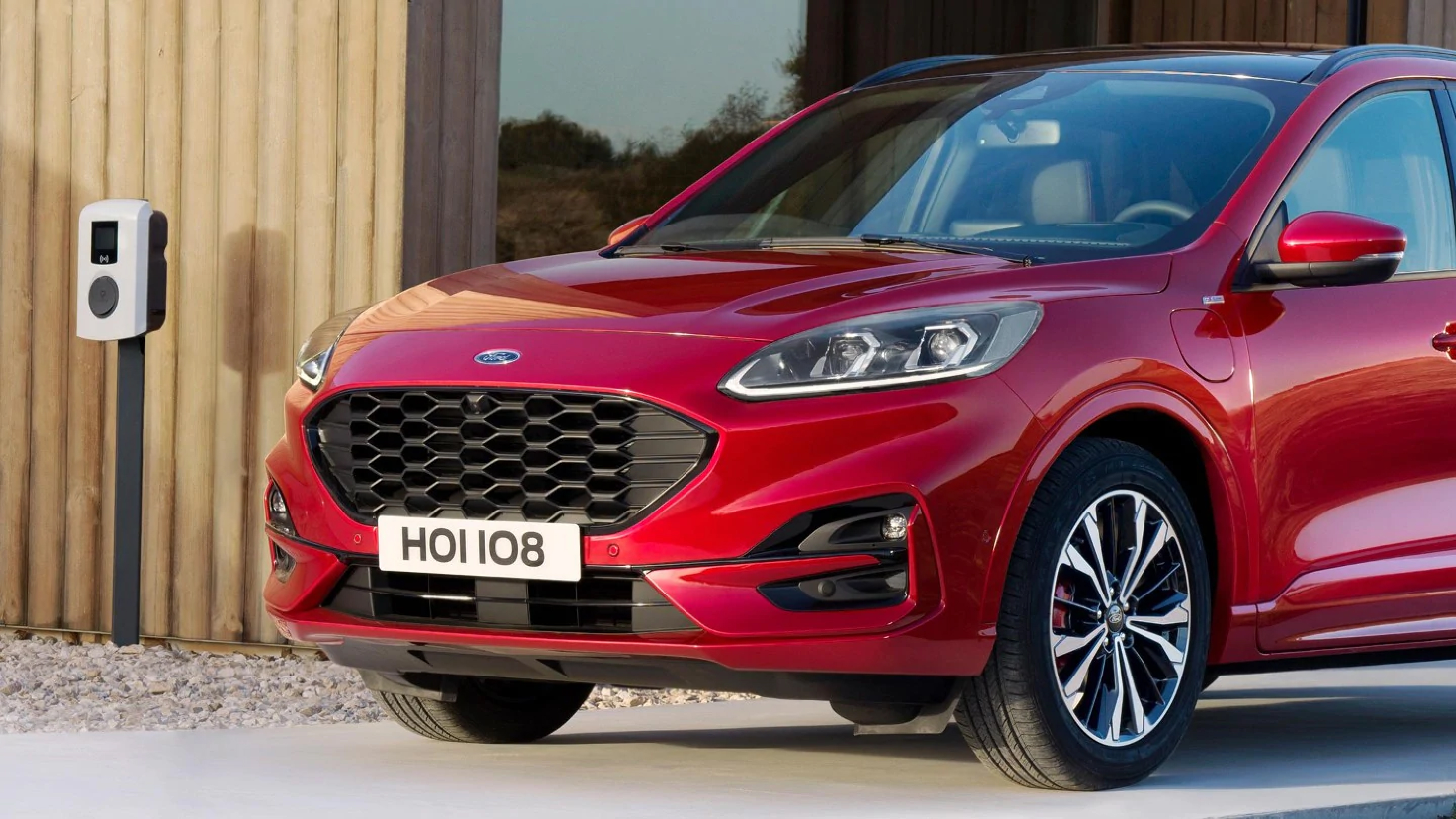 All-New Kuga front