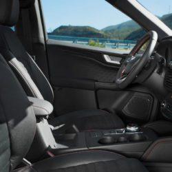 All-New Kuga interior