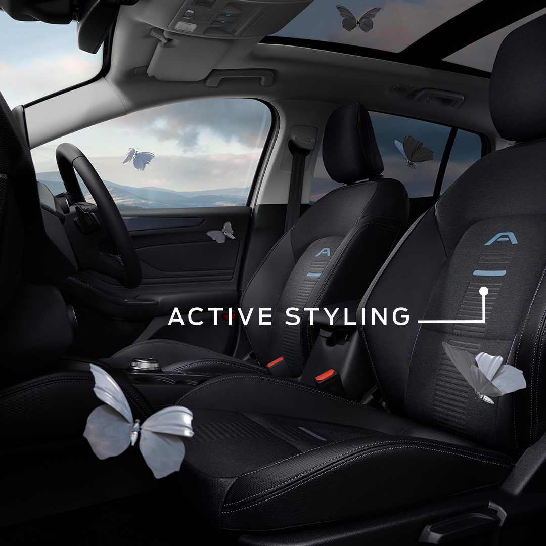 Focus Active Styling