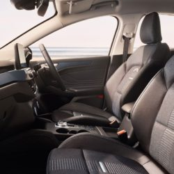 All-New Focus Active seats