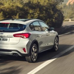 All-New Focus Active rear