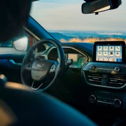 All-New Focus Active dashboard