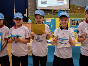 Little Melton F1 Jaguar Primary School Challenge