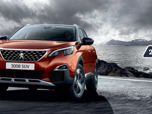 PEUGEOT 3008 SUV Auto Trader New Car Of The Year