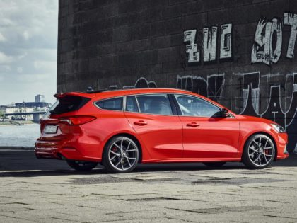 All-New Focus ST Estate
