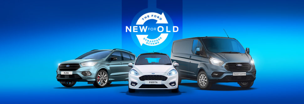 3 Scrappage scheme vehicles