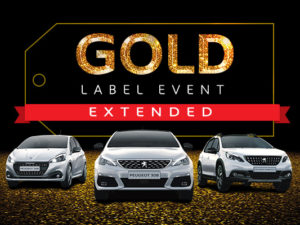 Peugeot Gold Label Event