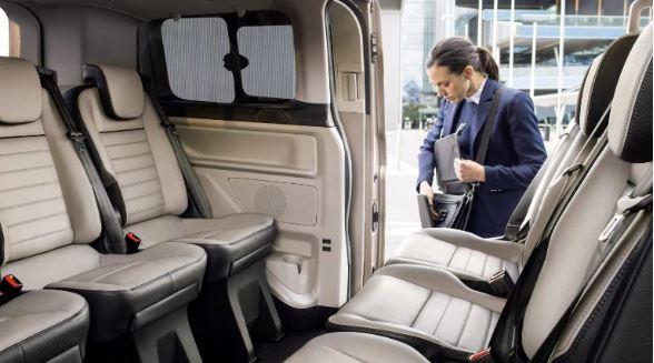 Tourneo Custom seats