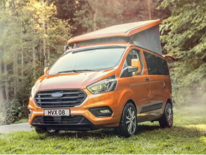 New Ford Transit Custom Nugget