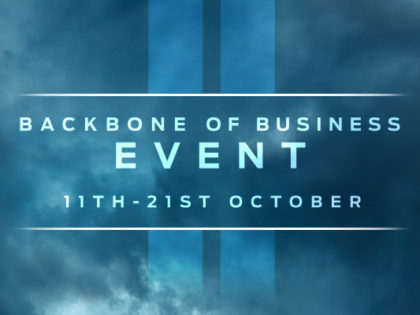 Backbone of Business Event