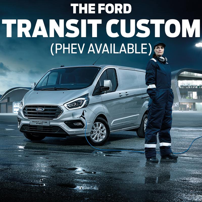 Transit Custom Plug In Hybrid
