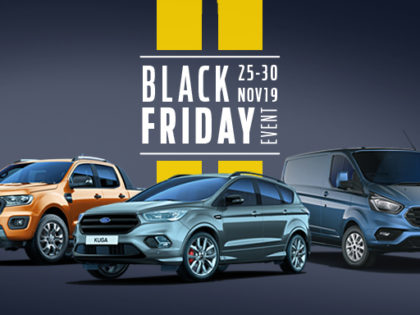 Ford Black Friday Event