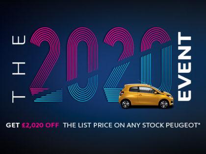 Peugeot 2020 Event