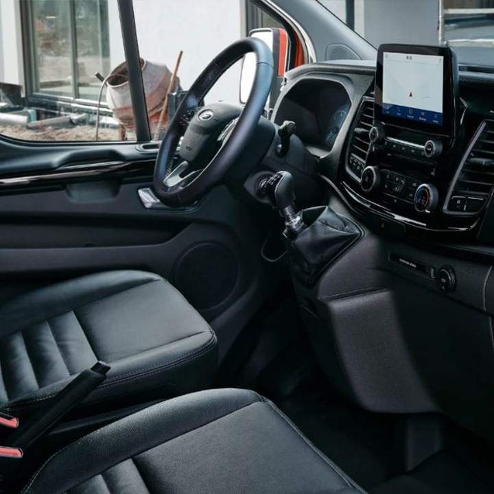 Transit Custom Trail Interior