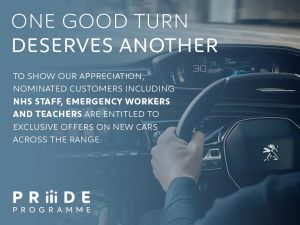 Peugeot Pride – Thank you