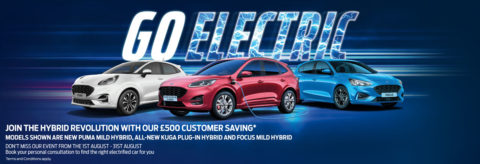 Go electric event