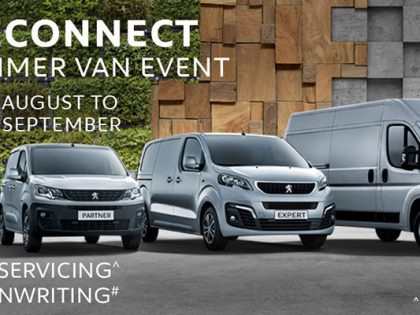 Peugeot Summer Van Event