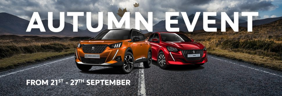 Peugeot Autumn Event