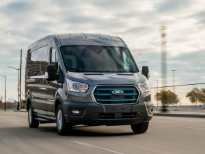 New Ford E-Transit