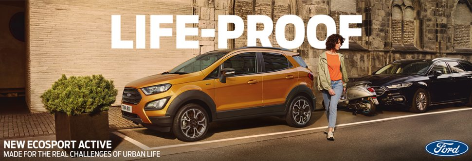 EcoSport Active side view