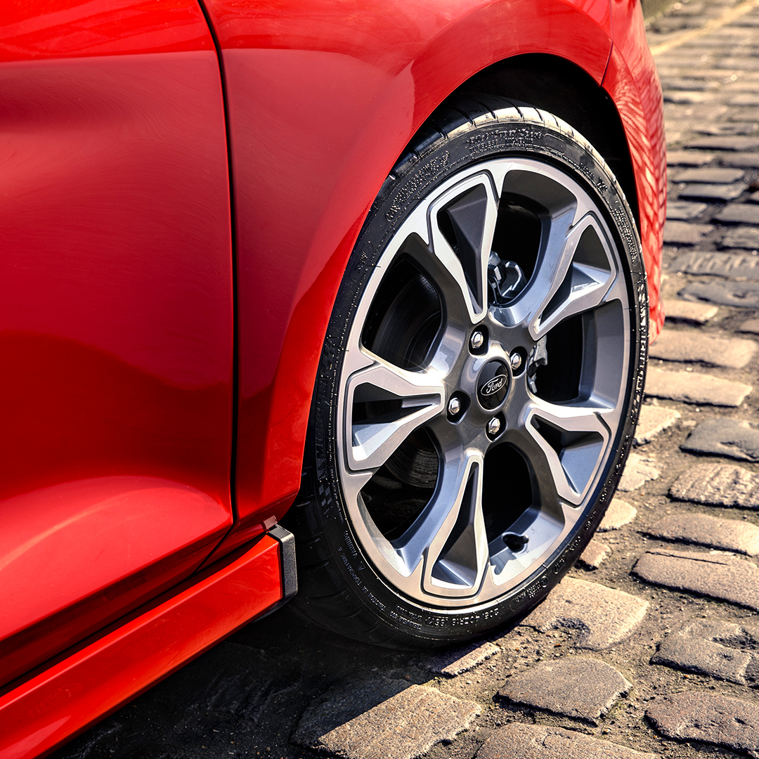 Fiesta Van Mild Hybrid Wheel