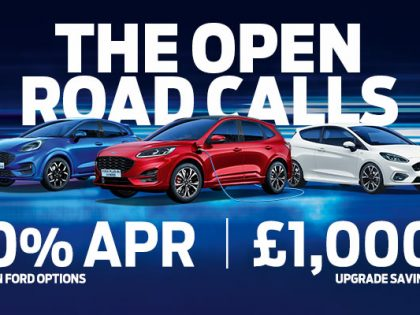 The Open Road Calls