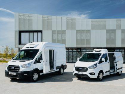 Refrigerated/Frozen & Welfare Vehicles