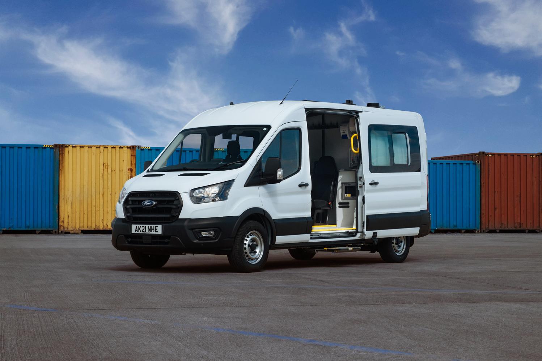 Transit Welfare Van