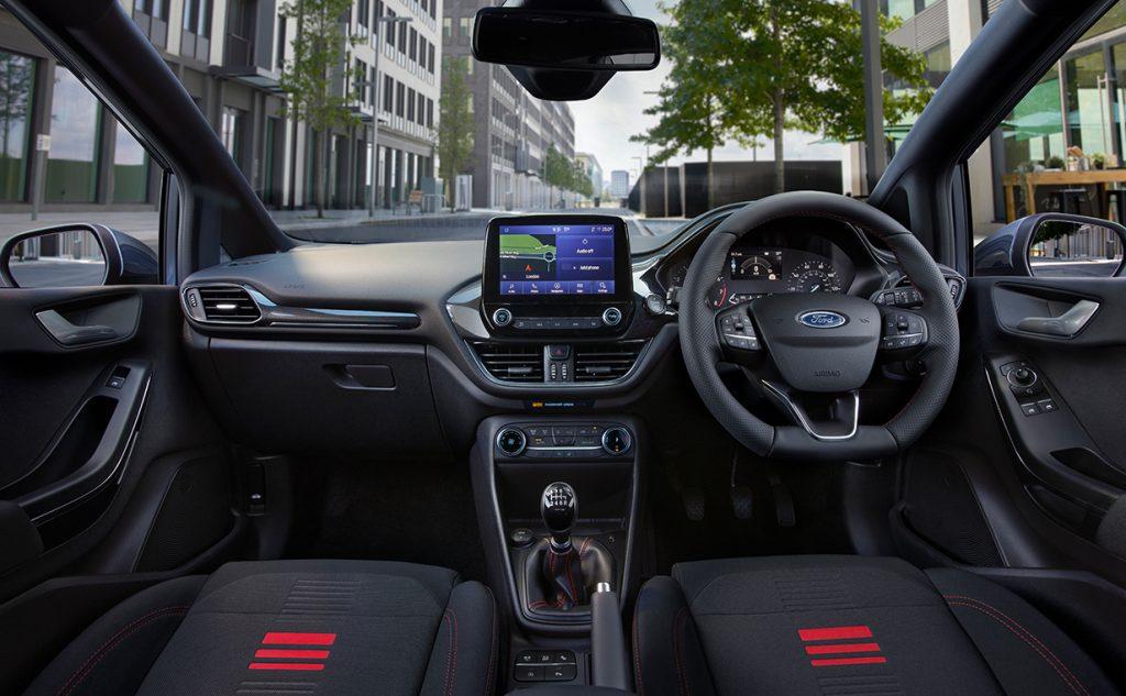 New Fiesta Van - Intuitive Tech